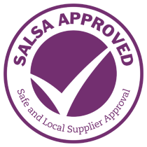 SalsaApprovedPurple