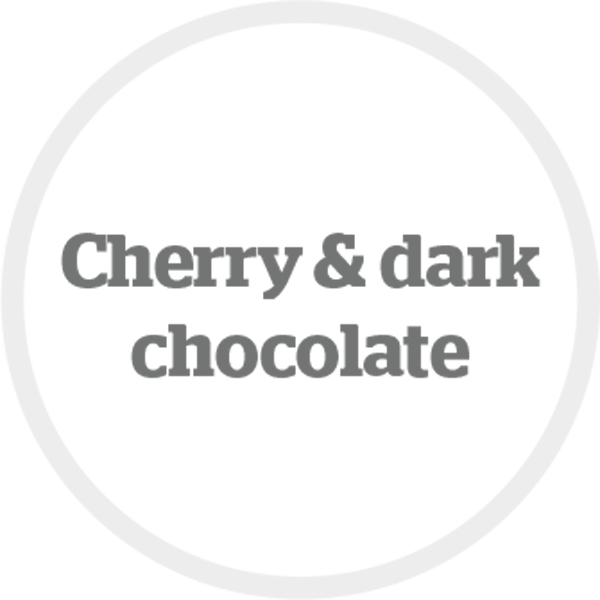 Cherry & dark chocolate